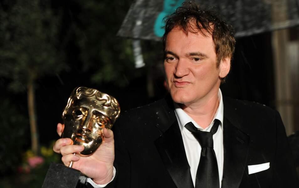 Quentin Tarantino a été récompensé pour Django Unchained, meilleur scénario original