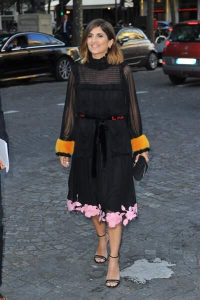 Dîner de la Fondation Vogue - Géraldine Nakache