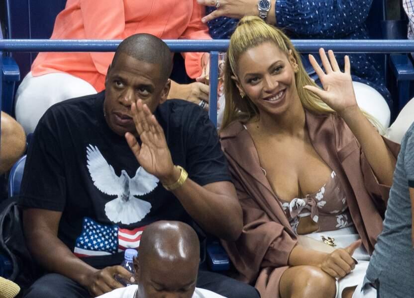 Avec Jay Z, Beyoncé vit dans un bonheur fécond