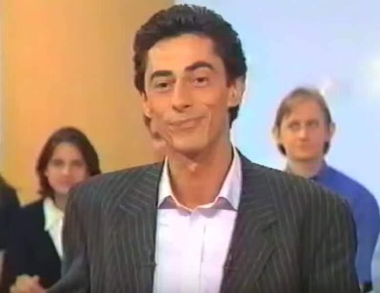 Philippe Vecchi dans les années 90