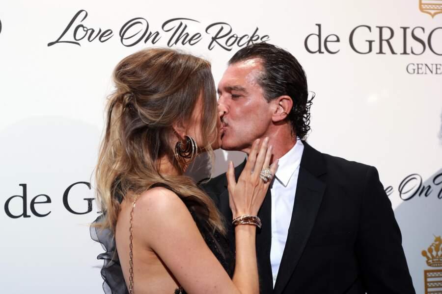 Nicole Kimpel et Antonio Banderas