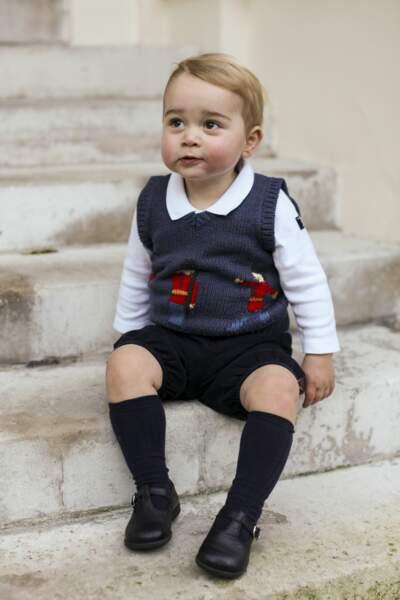Anniversaire du Prince George - en 24 heures, les boutiques vendant sa tenue sont dévalisées