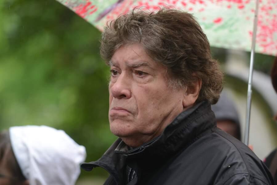 Le journaliste Pierre Péan