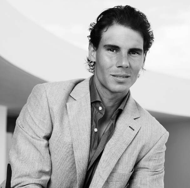 Rafael Nadal ambassadeur de Tommy Hilfiger