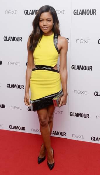 Naomie Harris aux Glamour Awards