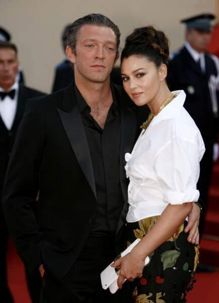 Vincent Cassel et Monica Bellucci en couple de 1995 à 2013