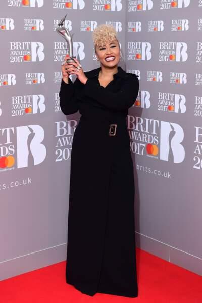 Brit Awards 2017 : Emeli Sande