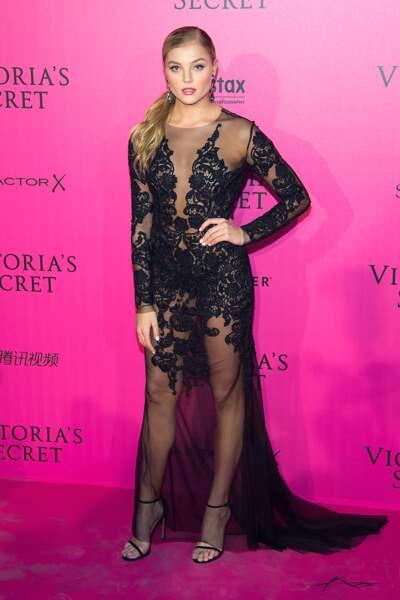 Défilé Victoria's Secret : Rachel Hilbert