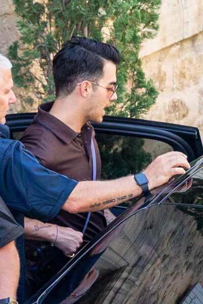 Le samedi 29 juin, Joe Jonas et Sophie Turner renouvèleront leurs voeux de mariage
