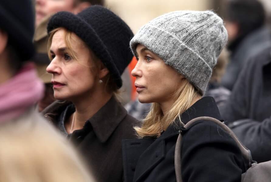 Sandrine Bonnaire et Emmanuelle Béart