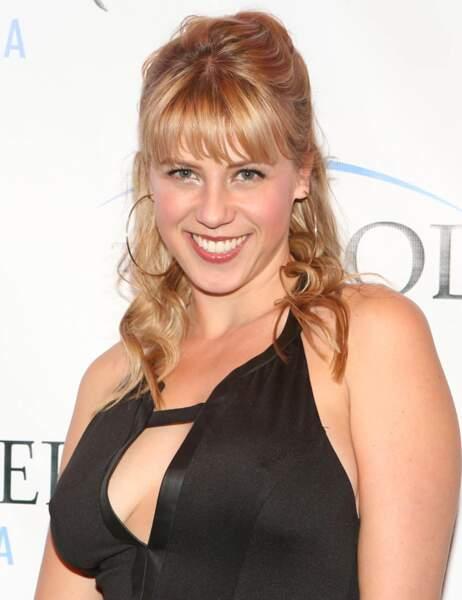 Jodi Sweetin. A 32 ans, elle a déjà été mariée trois fois, a deux filles, et s'est sortie d'une addiction à la meth