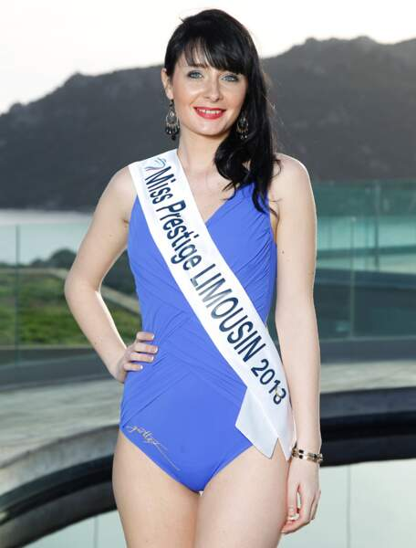 Cindy MARGNOUX, Miss Prestige Limousin