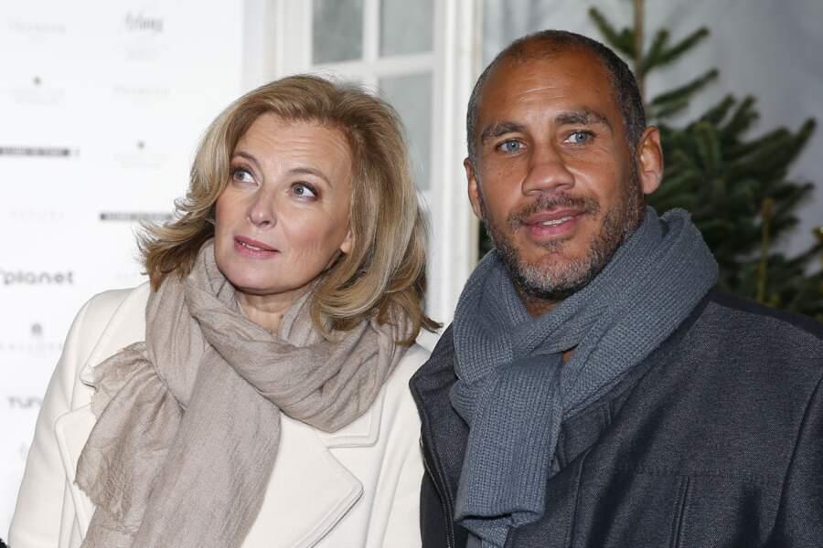 Valérie Trierweiler et son chéri Romain Magellan ne cachent plus leur amour !