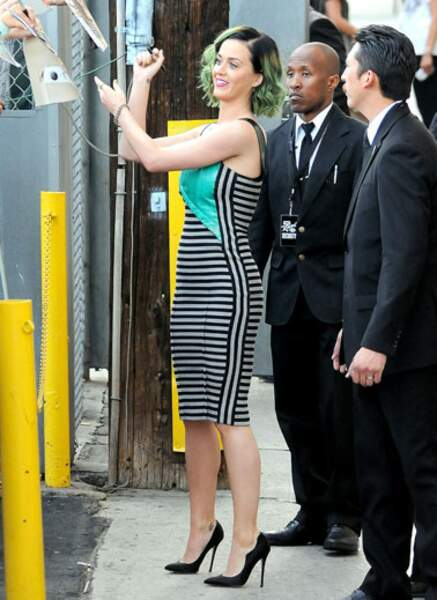 Katy Perry (comme d'hab')