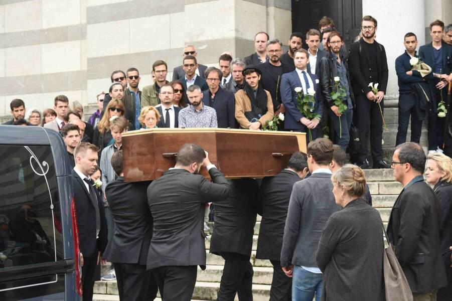 Obsèques de Christophe Michel