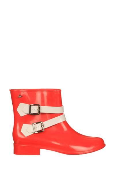 Bottines de pluie Melissa : 243€