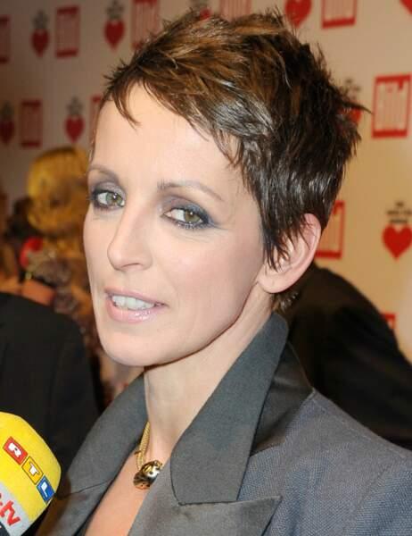 """Nena, interprète du tube """"99 Luftballons"""" en 1983, coach dans l'édition allemande"""