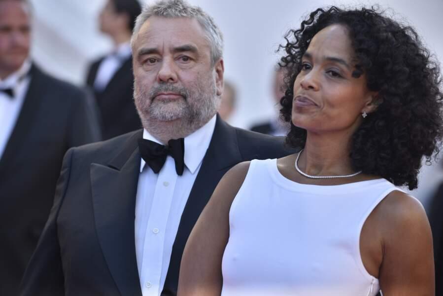 Luc Besson est papa de 5 enfants, avec 3 femmes différentes