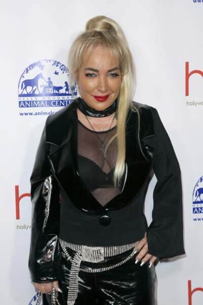 Simin Hashemizadeh aux Hollywood Beauty Awards
