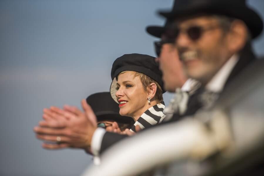 Charlène de Monaco heureuse et resplendissante pour son retour en Afrique du Sud