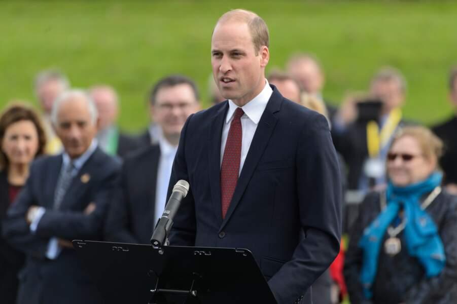Prince William, duc de Cambridge, 3e