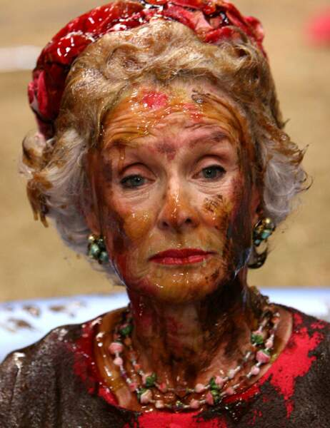 Ida, la mère de Loïs...