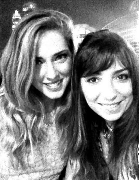 Chiara Ferragni et moi