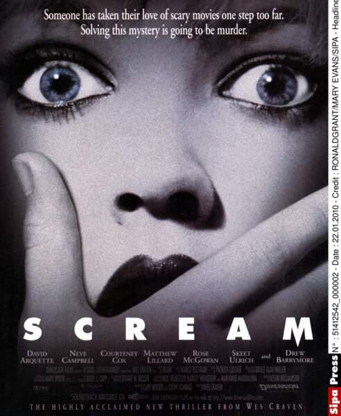 Scream a 20 ans : le film est sorti en 1996