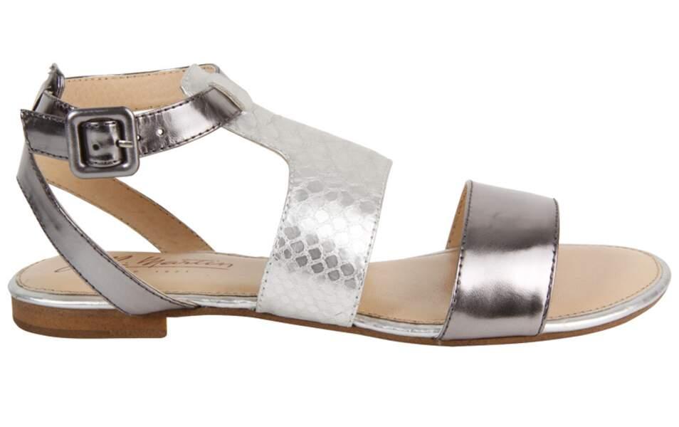 Sandales, 89€ (JB Martin)