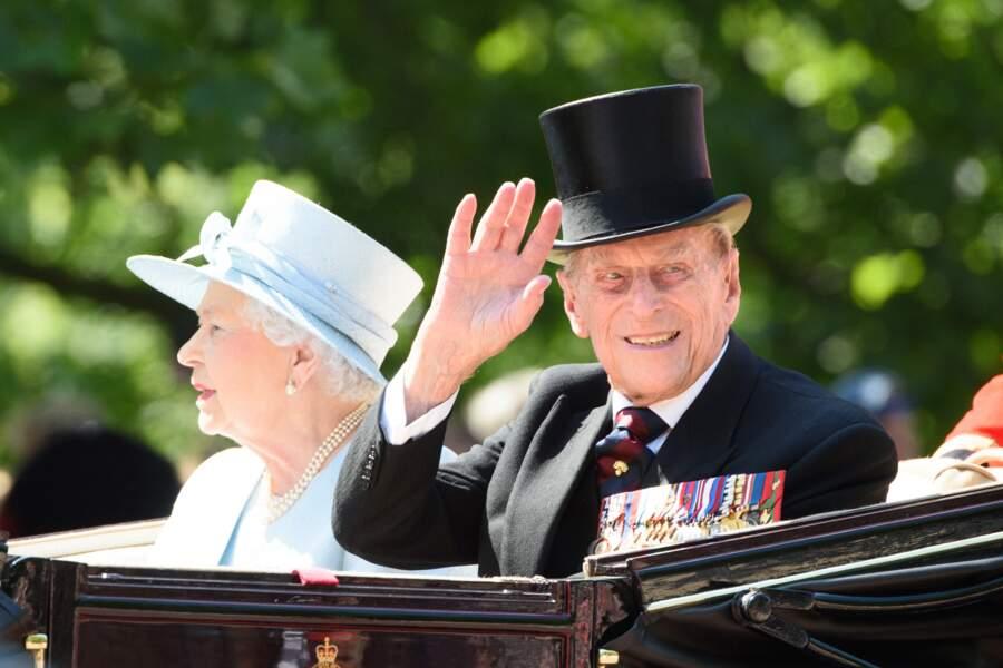 Prince Philip, duc d'Edimbourg, 5e