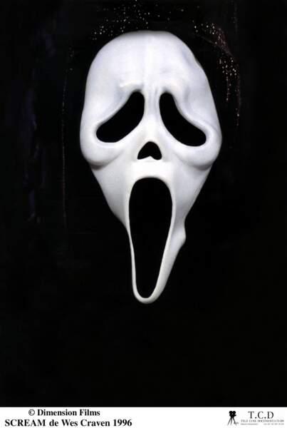 Scream a 20 ans : ce masque vous dit-il quelque chose ?