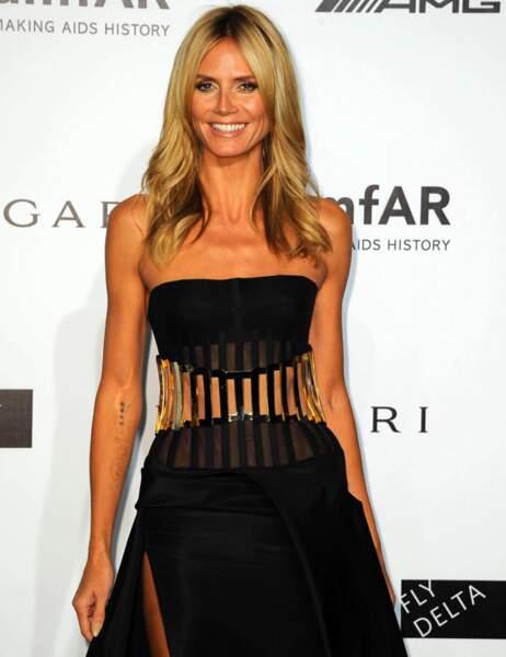 Heidi Klum à 41 ans