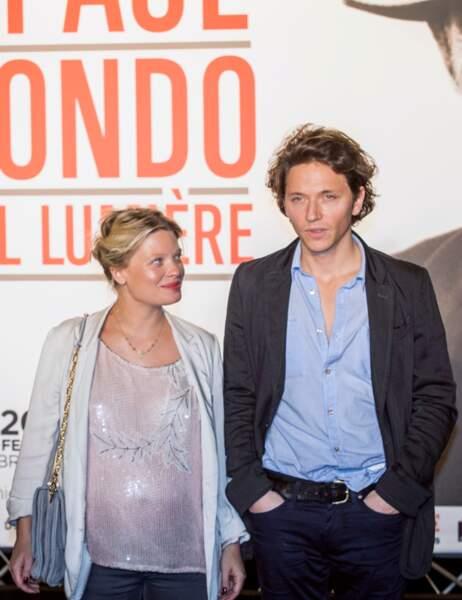 Mélanie Thierry et Raphaël