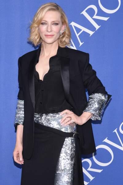Cate Blanchett aux CFDA Fashion Awards 2018