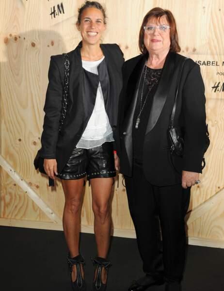 Isabel Marant et Margarita van den Bosch, directrice de création chez H&M