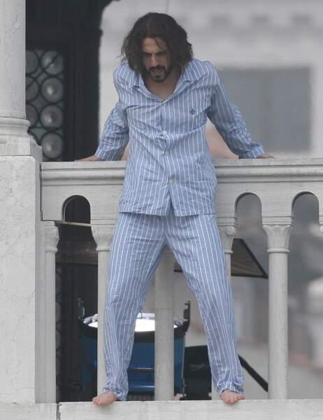 La doublure de Johnny Depp