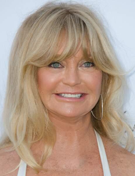 Goldie Hawn à une avant-première