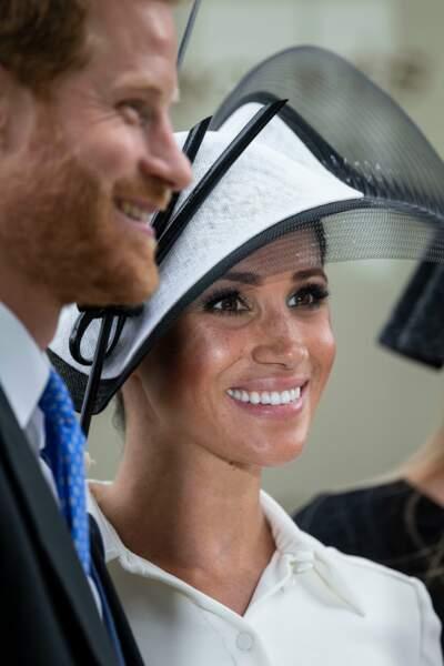 Royal Ascot : le prince Harry et Meghan Markle