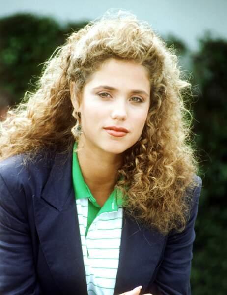 "Elizabeth Berkley alias Jessica ""Jessie"" Spano"