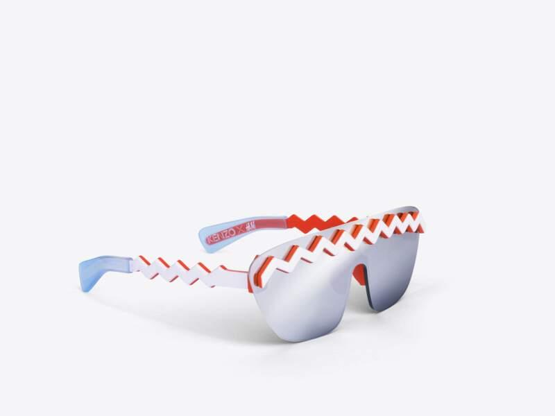 Kenzo x H&M : lunettes, 39,99€