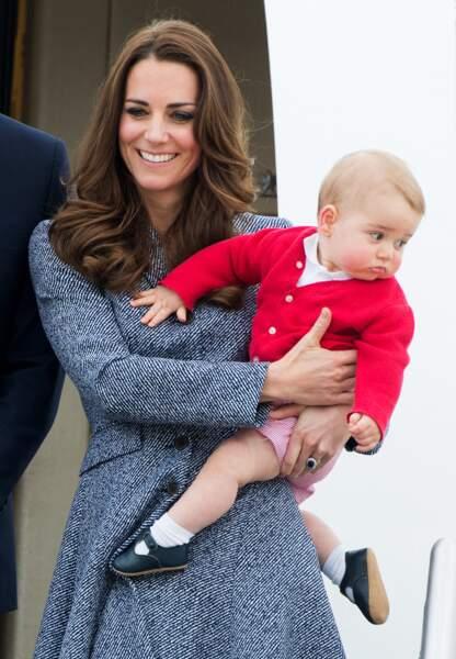 Anniversaire du Prince George - Mais en même temps il y a tellement de nouveaux trucs à découvrir !