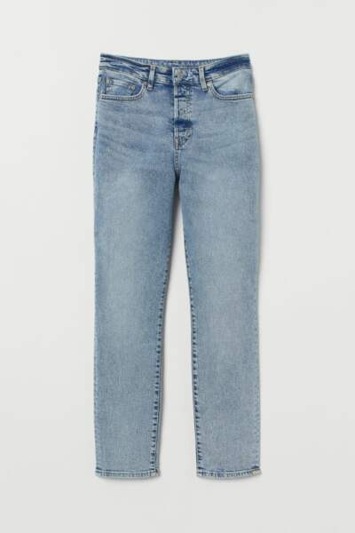 Mom High Ankle Jeans, H&M, 29,99€