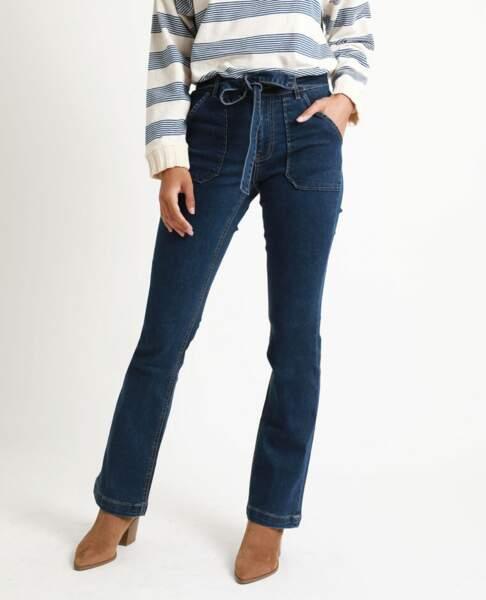Jean bootcut, Pimkie, 29,99€