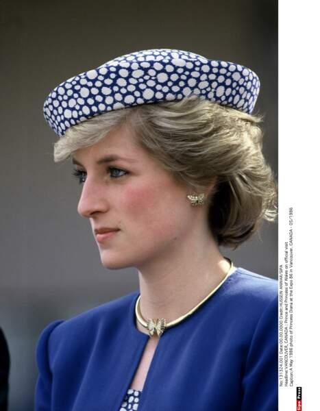Ce sont celles de la princesse Diana !