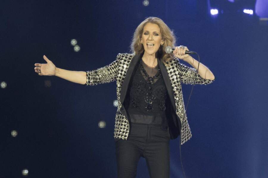 6. Avec son grand retour, sa renaissance et son nouveau look, on comprend pourquoi Céline Dion a fait cliquer