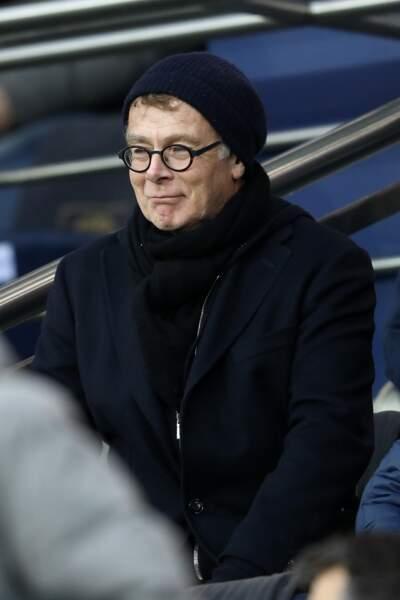 PSG - Guingamp (9-0) le 19 janvier 2019 : Frank Dubosc