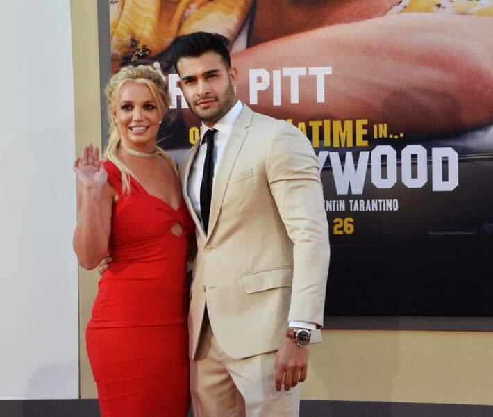 Britney Spears et Sam Asghari