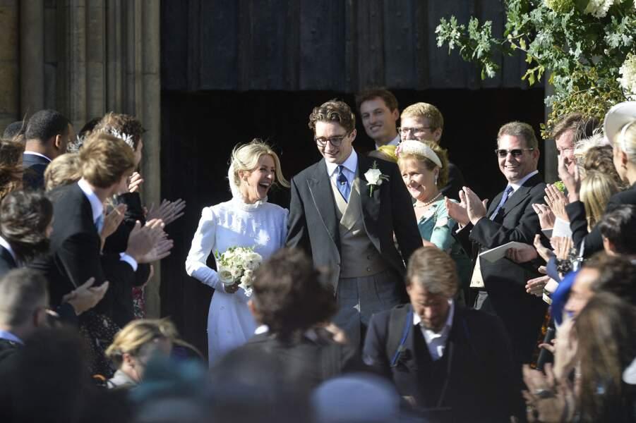 Ellie Goulding se marie à Londres