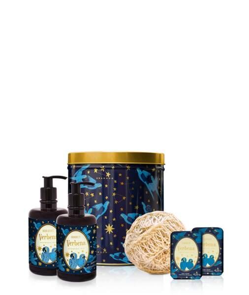 Coffret cadeau parfumé vintage , Granado, 59€