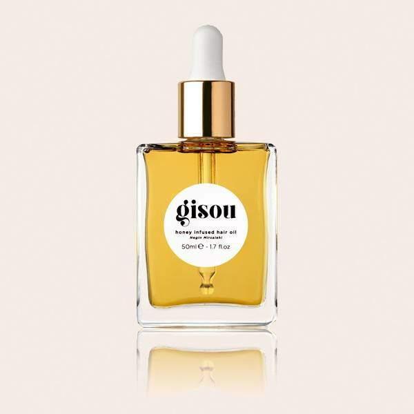 Honey infused hair oil, Gisou, 39€ les 50ml